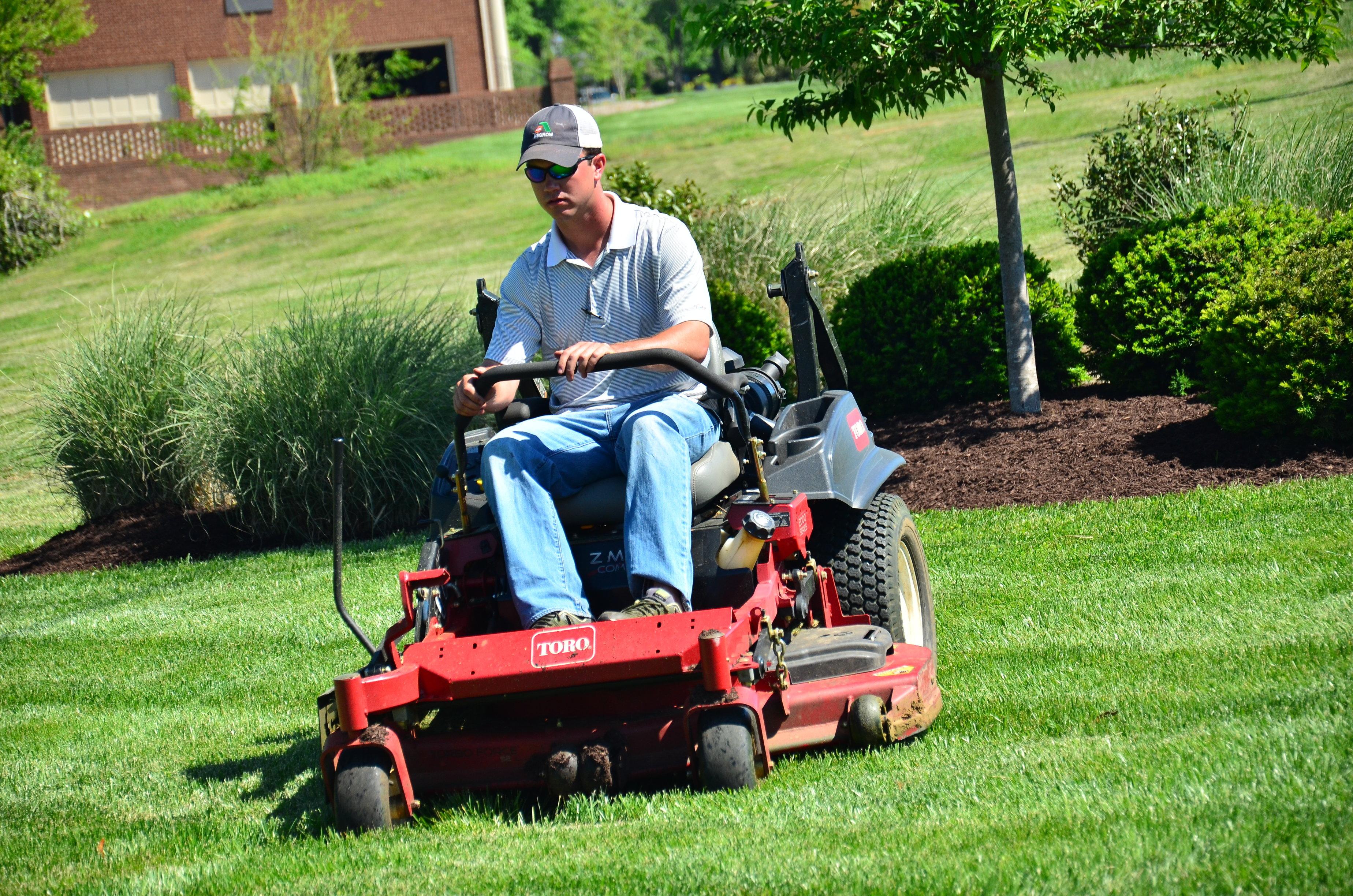 Landscaping Four Seasons Property Maintenance